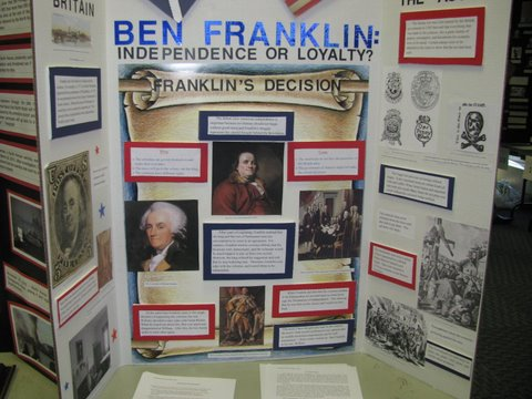 Project Exemplars Shms National History Day